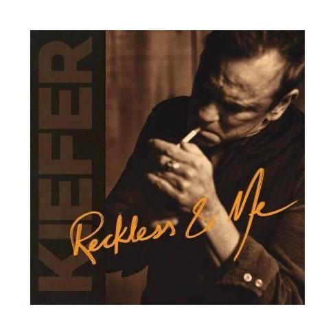 Kiefer Sutherland - Reckless & Me (CD) - image 1 of 1