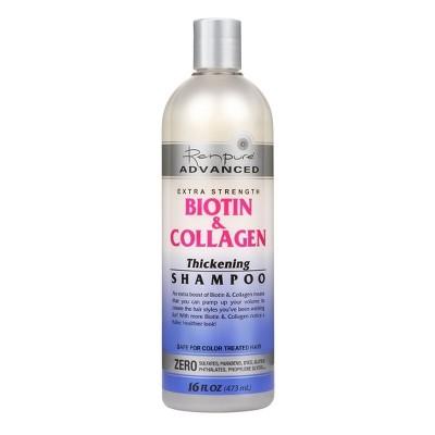 biotin collagen shampoo