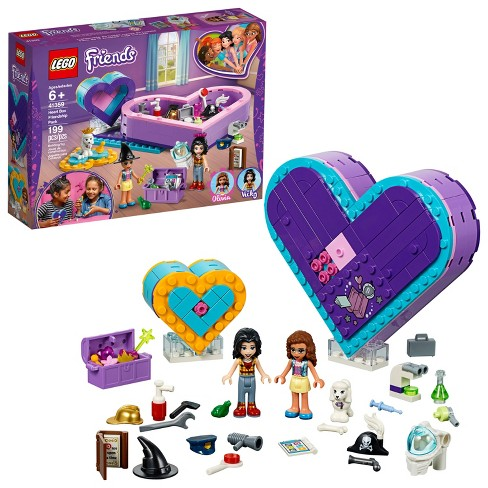 LEGO Friends Heart Box Friendship Pack 41359 - image 1 of 4