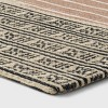2'x3' Geometric Patchwork Scatter Rug Bush - Opalhouse™ - image 2 of 3