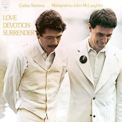 Carlos Santana & John McLaughlin - Love Devotion Surrender (180 Gram Transl (Vinyl)