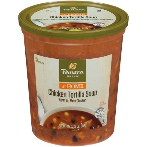 Panera Bread Gluten Free Chicken Tortilla Soup - 32oz - image 1 of 4