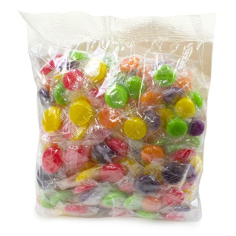 Quality Candy Tropical Fruit Disks Hard Candies - 5lbs - image 1 of 2