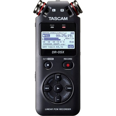 Tascam TASCAM DR-05X Portable Digital Recorder
