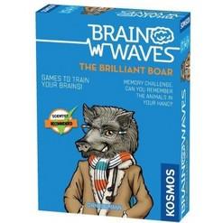 Brainwaves - The Brilliant Boar Board Game
