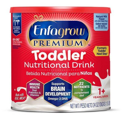 Enfagrow Toddler Next Step Natural Milk Powder - 24oz
