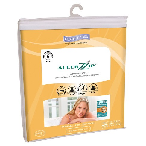 Protect-A-Bed Allerzip Pillow Protector - image 1 of 4