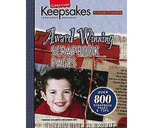 Award-Winning Scrapbook Pages (Paperback) - image 1 of 1