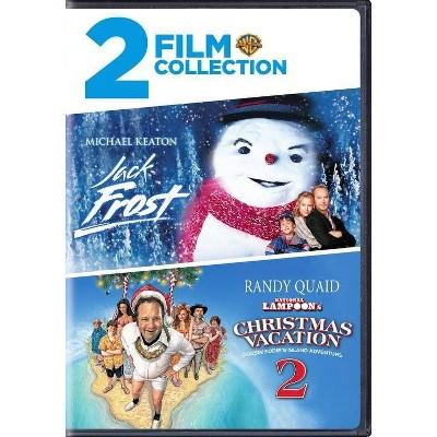 Jack Frost / Christmas Vacation 2: Cousin Eddie's Island Adventure (DVD)(2012)