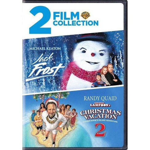 Christmas With The Kranks 2.Jack Frost Christmas Vacation 2 Cousin Eddie S Island Adventure Dvd