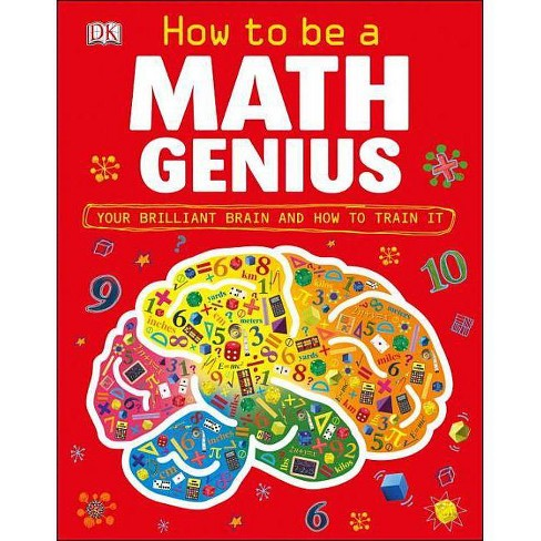 How to Be a Math Genius - by  Mike Goldsmith (Hardcover) - image 1 of 1