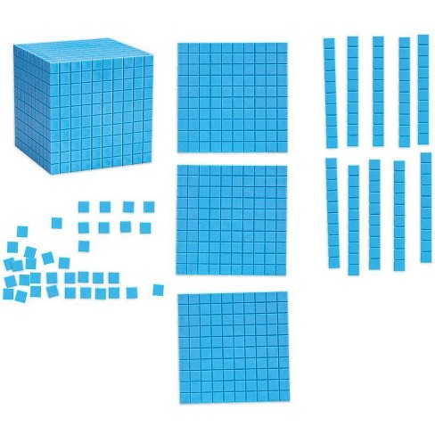 Learning Resources Giant Magnetic Base Ten Set, Ages 6+ - image 1 of 4