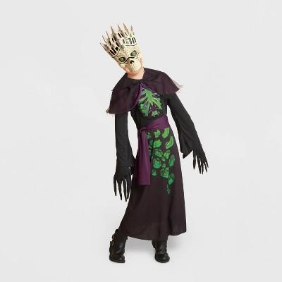 Kids' Light Up Necromancer Halloween Costume - Hyde & EEK! Boutique™