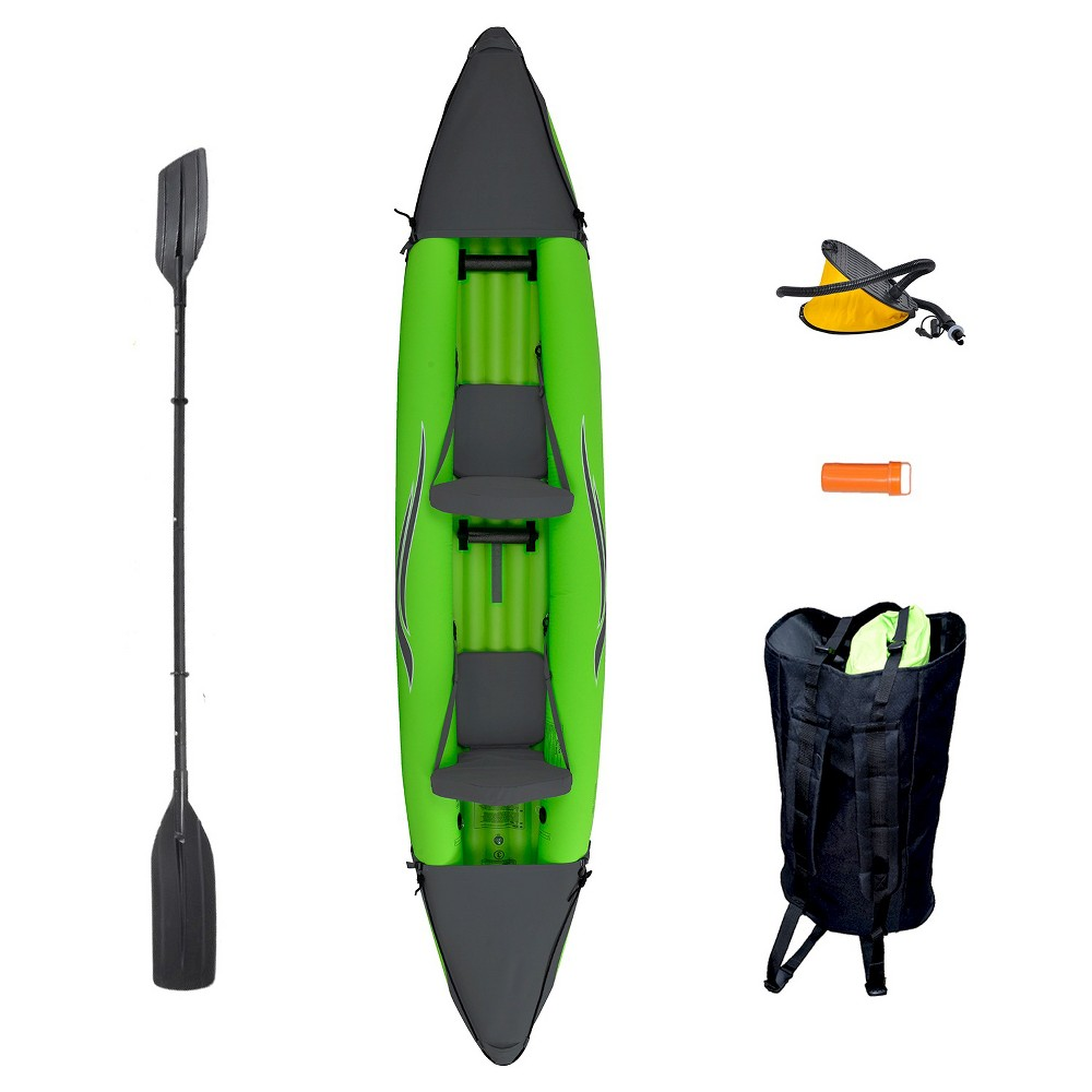 Kayak Outdoor Tuff Green, Kayaks