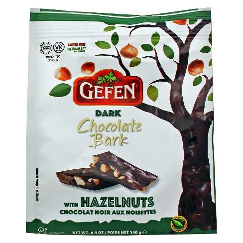 Gefen Dark Chocolate Bark With Hazelnuts 4.9oz - image 1 of 1