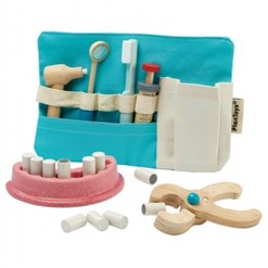 Plan Toys Dentist Role Play Set