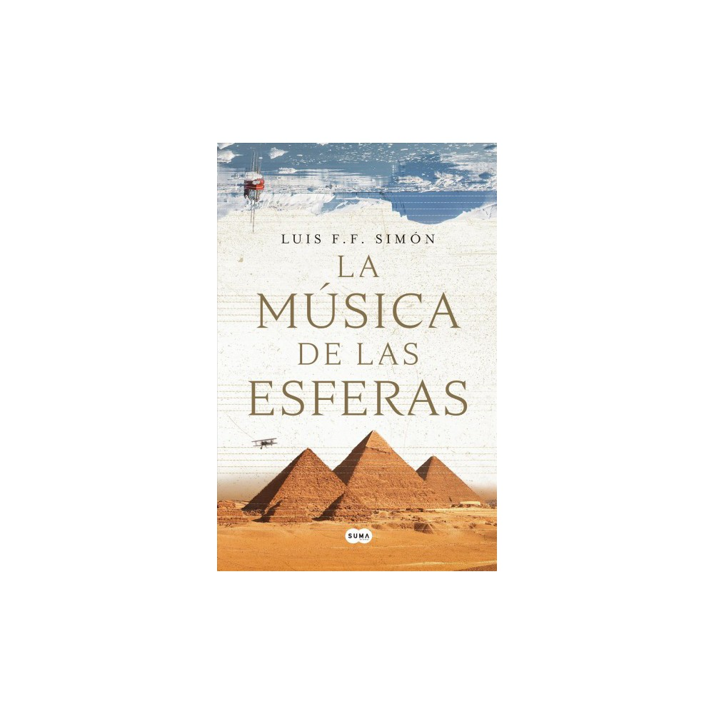 La música de las esferas/ The Music of the Spheres - by Luis F. Fernandez Simon (Paperback)
