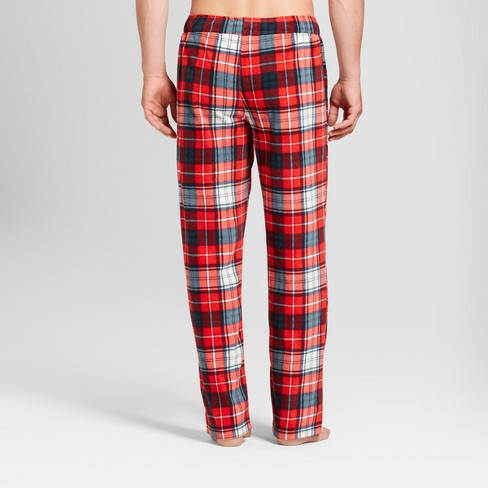 4d77ca4f0 Men s Fleece Pajama Pants - Goodfellow   Co™ Ripe Red XXL   Target