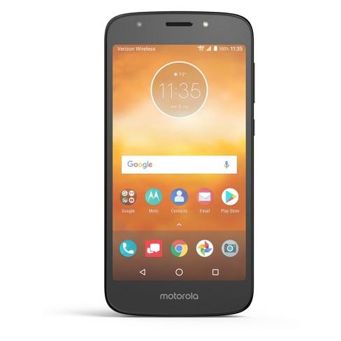 Verizon Prepaid Moto E5 Play (16 GB) - Iron Gray - image 1 of 2