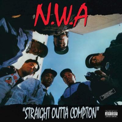 N.W.A. - Straight Outta Compton [Explicit Lyrics] (Vinyl)