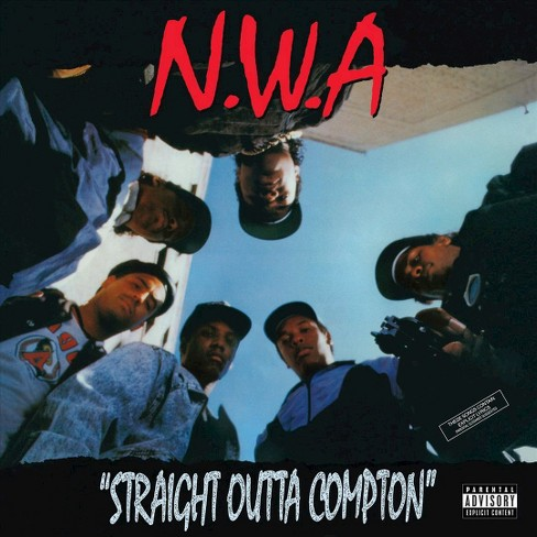 N.W.A. - Straight Outta Compton (Vinyl) - image 1 of 1