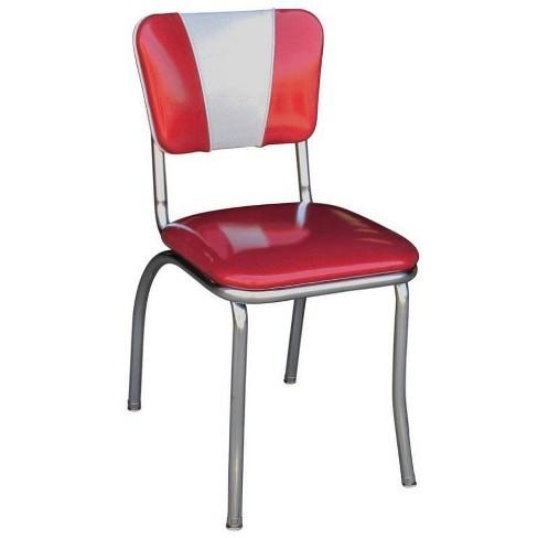 V - Back Diner Chair Zodiac Burgundy - Richardson Seating - image 1 of 1