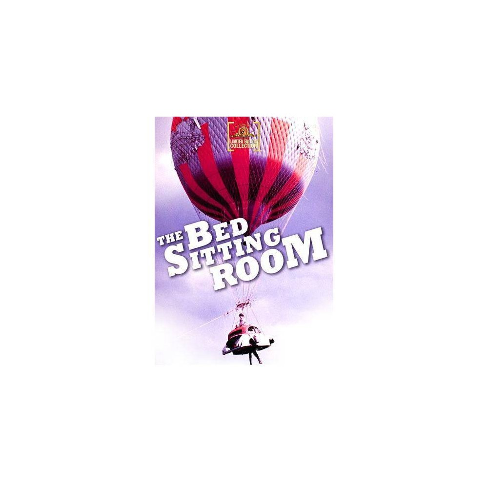 The Bed Sitting Room Dvd 2011