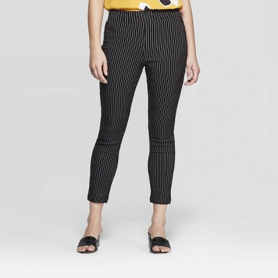 Women's High-Rise Skinny Ankle Pants - Who What Wear™