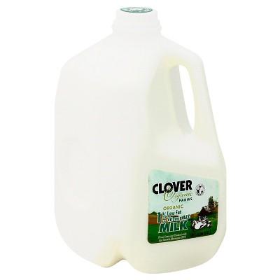 Clover Organic Farms 1% Milk - 1gal