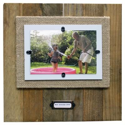 Single Image Frame (4 X6 )Natural