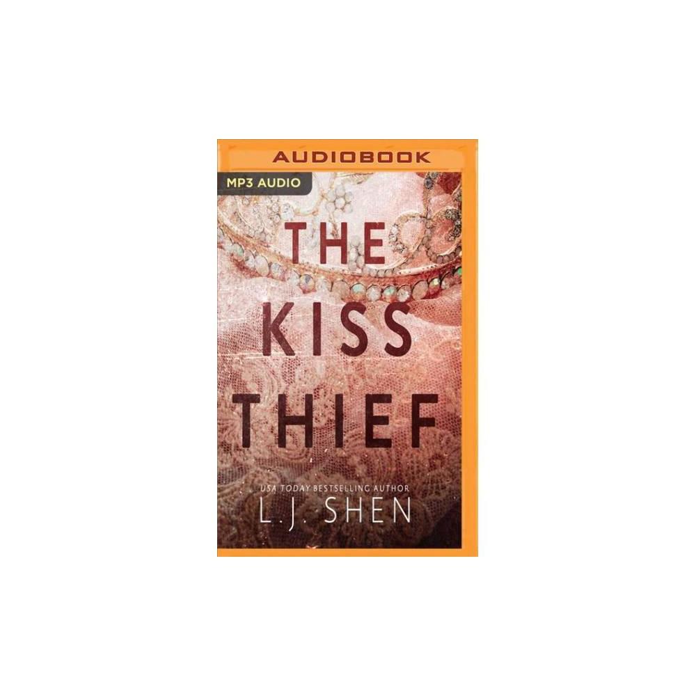 Kiss Thief - MP3 Una by L. J. Shen (MP3-CD)