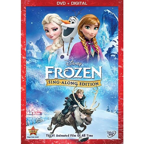 Frozen (Sing-Along Edition) (Includes Digital Copy) (W) - image 1 of 1