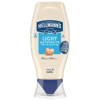 Mayonnaise: Hellmann's Light