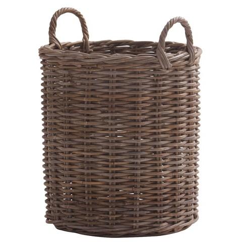 Round Kaboo Basket Large - Smith & Hawken™ - image 1 of 3
