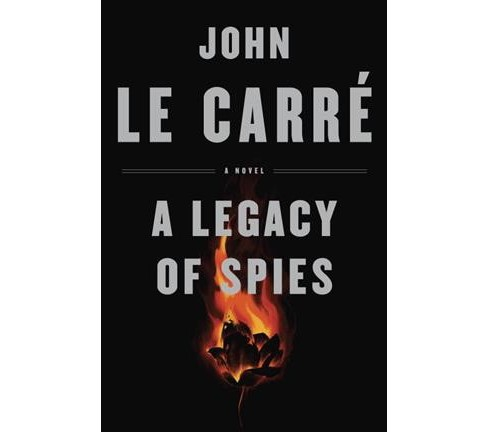 Legacy of Spies -  by John Le Carre (Hardcover) - image 1 of 1