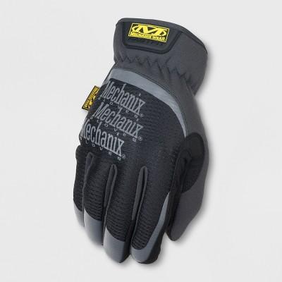 FastFit Gardening Gloves Black - Mechanix Wear