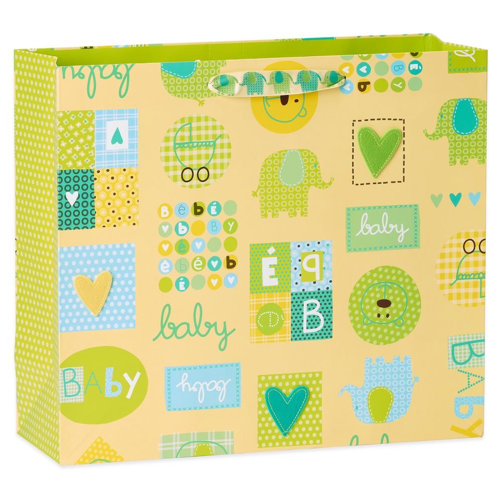 Papyrus Baby Icons Jumbo Gift Bags