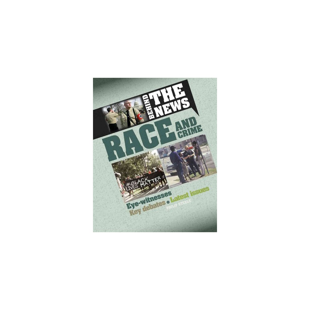 Race and Crime (Paperback) (Philip Steele)