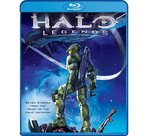 Halo Legends (Blu-ray) - image 1 of 1