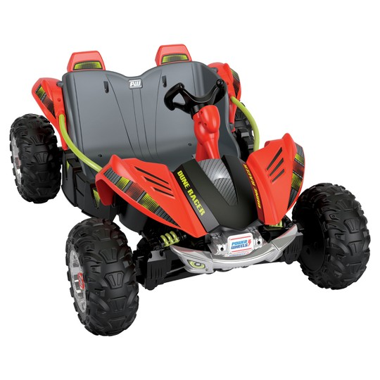 Power Wheels Dune Racer - Red image number null