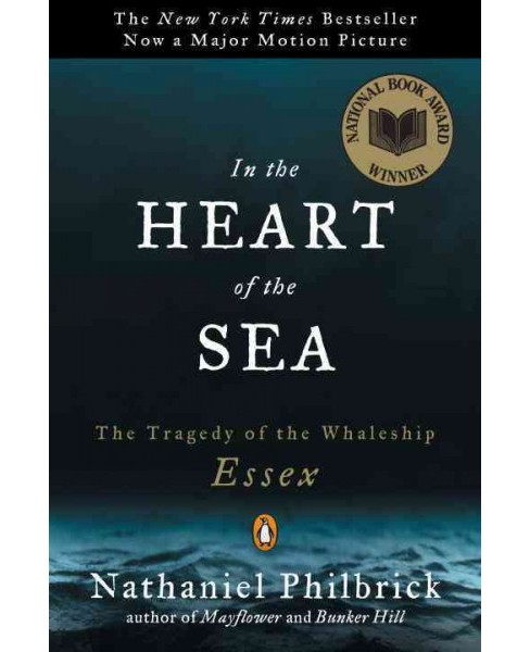 In the Heart of the Sea : The Tragedy of the Whaleship Essex - Reissue by Nathaniel Philbrick - image 1 of 1