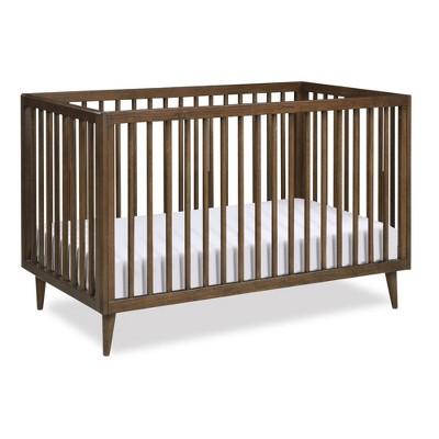 Novogratz Harper 3-in-1 Crib - Walnut