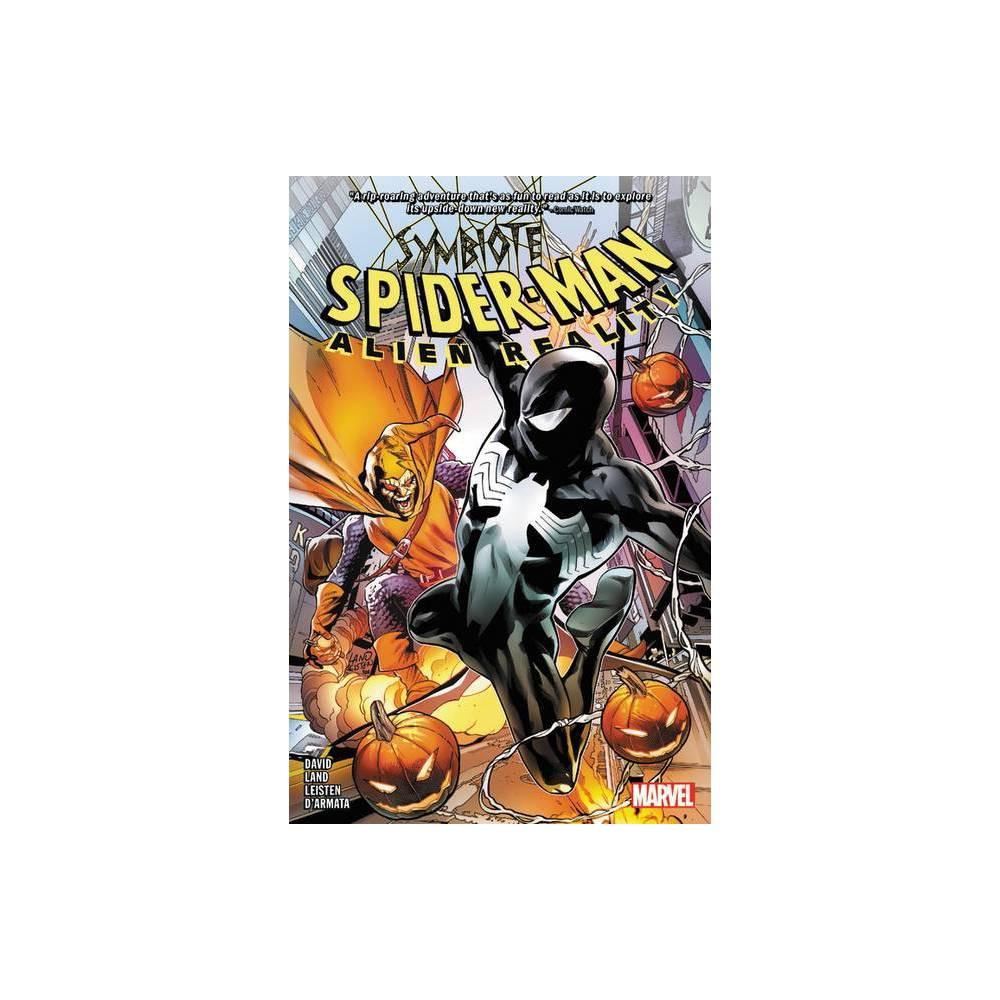 Symbiote Spider Man Alien Reality Paperback