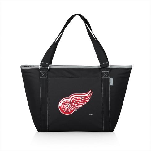 NHL Detroit Red Wings Topanga Cooler Tote Bag - Black - image 1 of 4