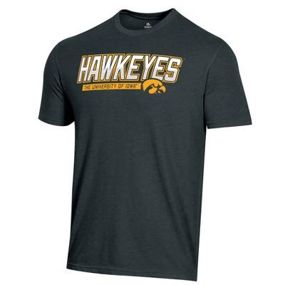 NCAA Iowa Hawkeyes Men's Short Sleeve T-Shirt