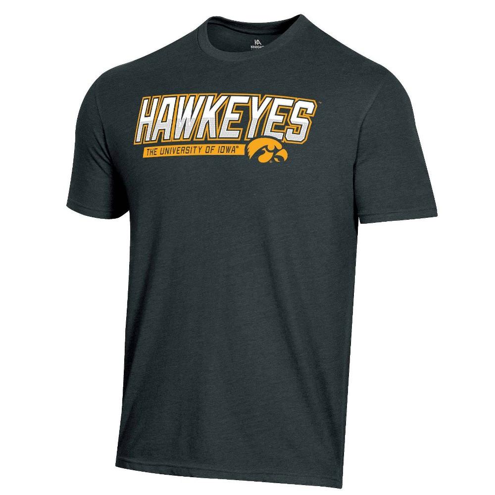 Ncaa Iowa Hawkeyes Men 39 S Short Sleeve T Shirt S