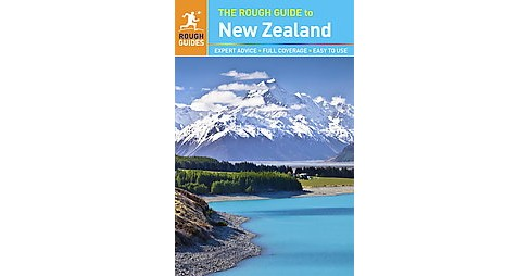 Rough Guide to New Zealand (Paperback) (Jo James & Alison Mudd & Helen Ochyra & Paul Whitfield) - image 1 of 1
