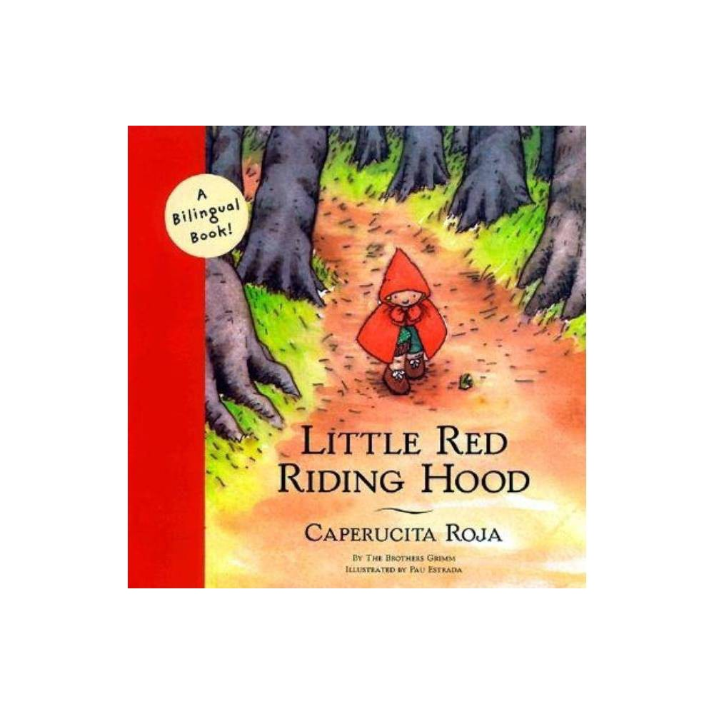 Little Red Riding Hood Caperucita Roja Paperback