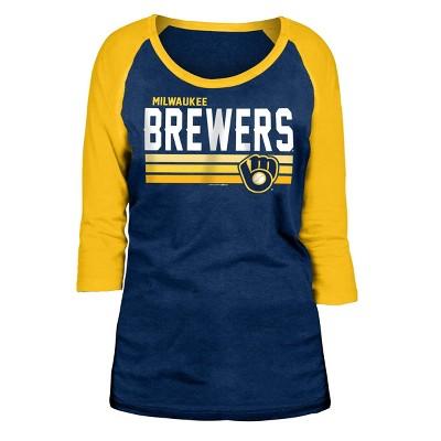 MLB Milwaukee Brewers Women's T-Shirt