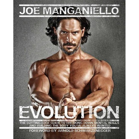 Evolution - by  Joe Manganiello (Hardcover) - image 1 of 1